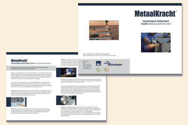 Metaalkracht folder