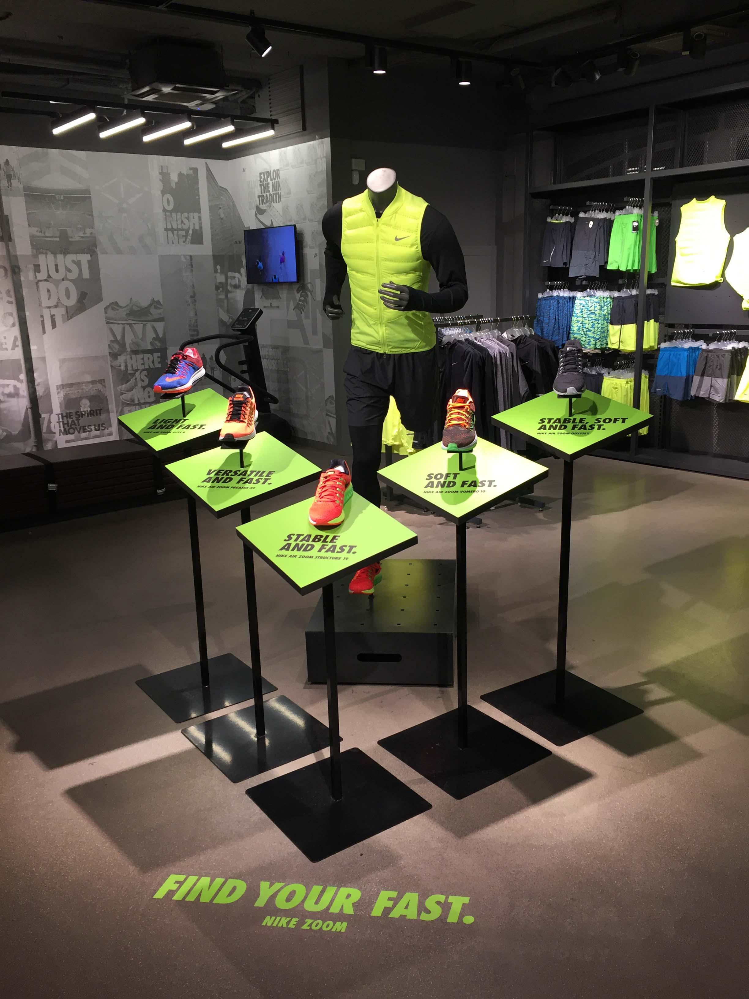 Brussel Nike Store