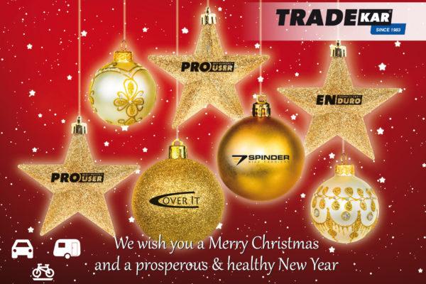 Tradekar kerstkaart