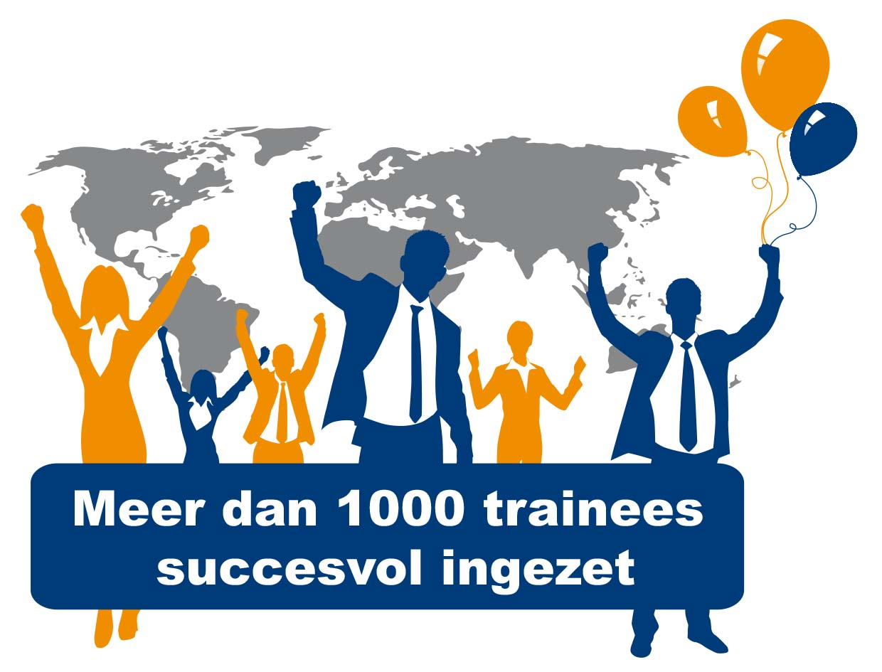 Emblem 1000 Trainees