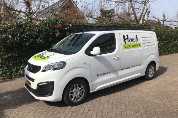 Bus reclame Hoek
