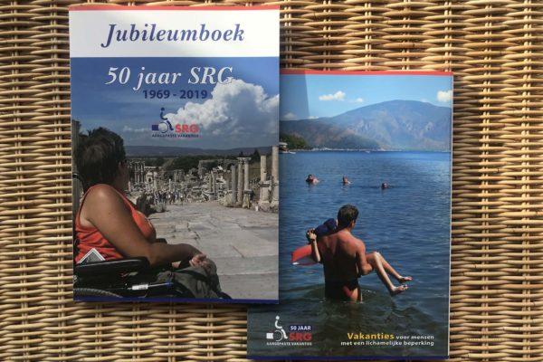 50 Jaar SRG Jubileumboek